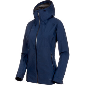 Mammut W's Convey Tour HS Hooded Jacket peacoat